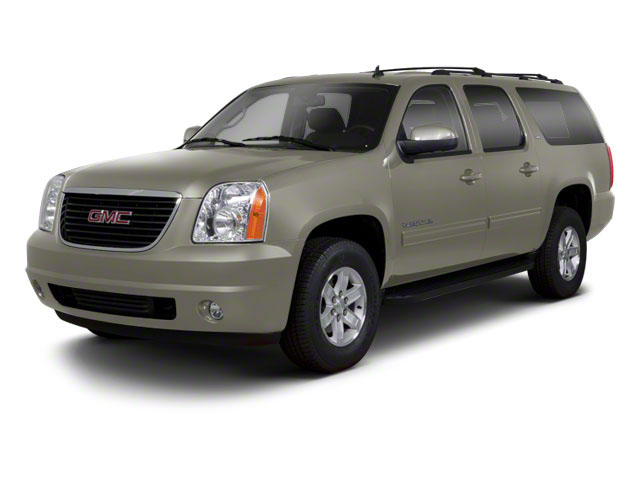 Steel Gray Metallic 2012 GMC Yukon XL Pictures Yukon XL Utility C2500 SLT 2WD photos front view