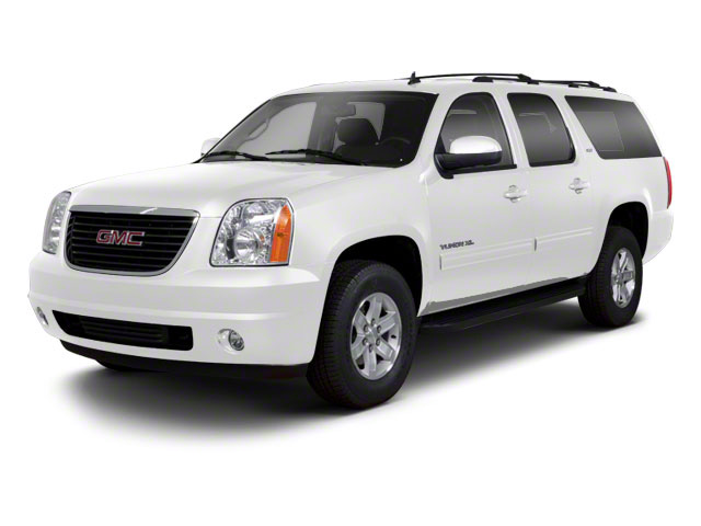 Summit White 2012 GMC Yukon XL Pictures Yukon XL Utility C2500 SLT 2WD photos front view