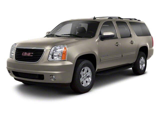 Gold Mist Metallic 2012 GMC Yukon XL Pictures Yukon XL Utility C2500 SLT 2WD photos front view