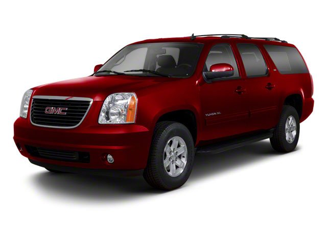 Crystal Red Tintcoat 2012 GMC Yukon XL Pictures Yukon XL Utility K1500 SLT 4WD photos front view