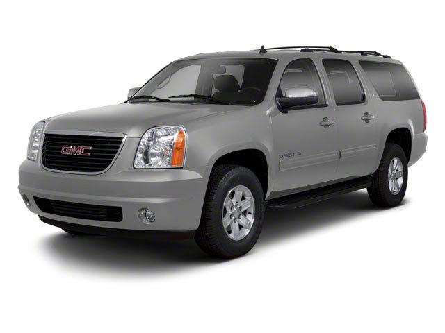 Quicksilver Metallic 2012 GMC Yukon XL Pictures Yukon XL Utility C2500 SLT 2WD photos front view