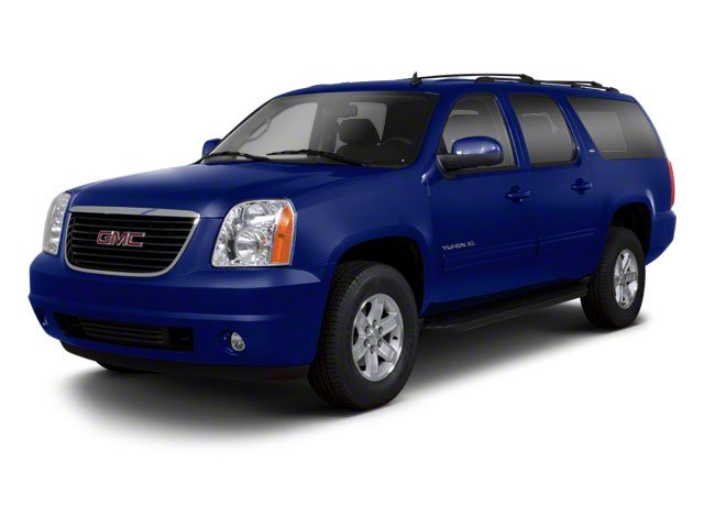 Heritage Blue Metallic 2012 GMC Yukon XL Pictures Yukon XL Utility C2500 SLT 2WD photos front view