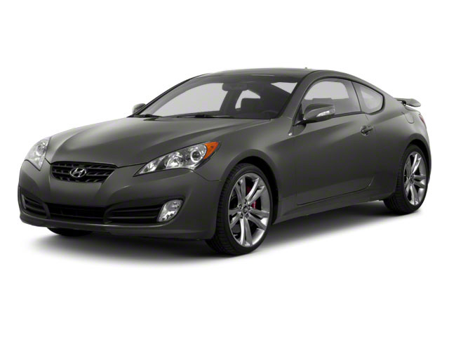 Nordschleife Gray 2012 Hyundai Genesis Coupe Pictures Genesis Coupe 2D Track photos front view