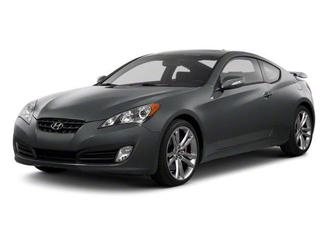 Gran Premio Gray 2012 Hyundai Genesis Coupe Pictures Genesis Coupe 2D Track photos front view