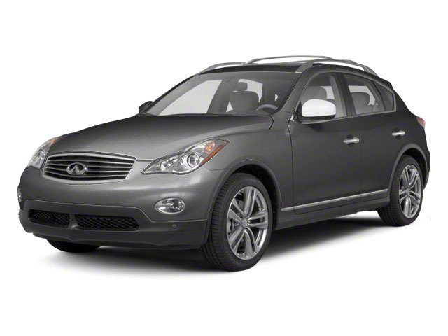 Graphite Shadow 2012 INFINITI EX35 Pictures EX35 Wagon 4D Journey AWD photos front view