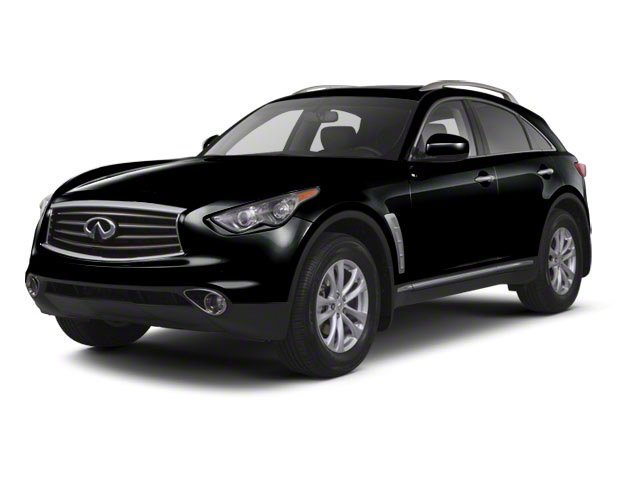 Malbec Black 2012 INFINITI FX50 Pictures FX50 FX50 AWD photos front view