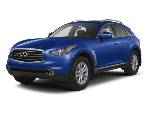Iridium Blue 2012 INFINITI FX35 Pictures FX35 FX35 Limited AWD photos front view