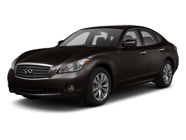 Malbec Black 2012 INFINITI M56 Pictures M56 Sedan 4D photos front view