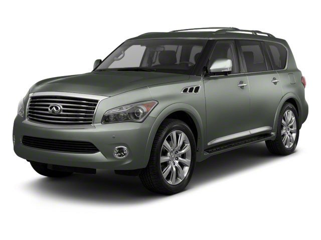 Mountain Sage 2012 INFINITI QX56 Pictures QX56 Utility 4D 2WD photos front view