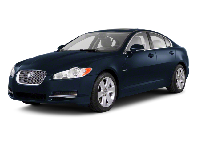 Azurite Blue 2012 Jaguar XF Pictures XF Sedan 4D photos front view
