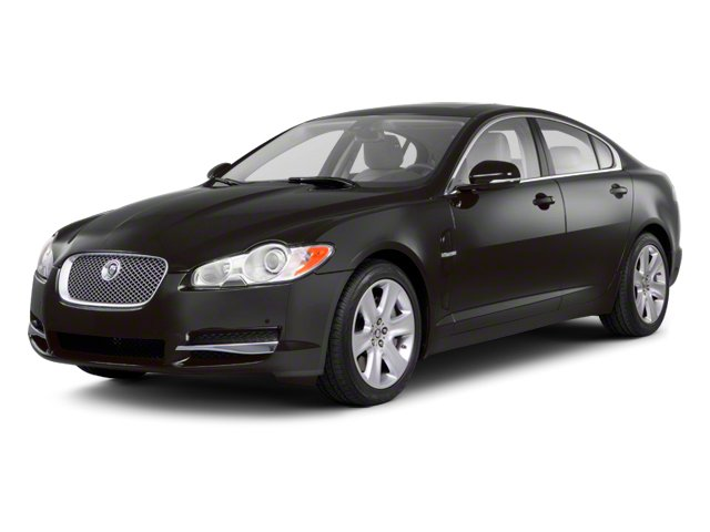 Stratus Grey 2012 Jaguar XF Pictures XF Sedan 4D photos front view