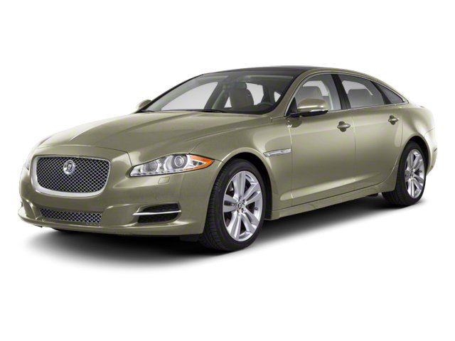 Cashmere 2012 Jaguar XJ Pictures XJ Sedan 4D photos front view