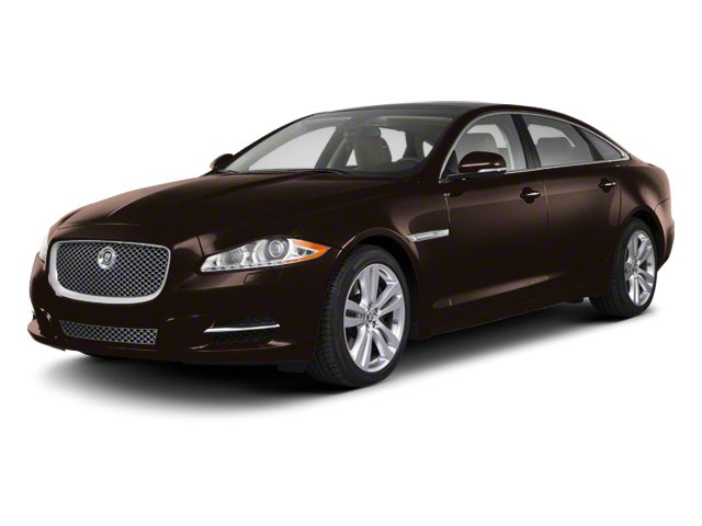 Caviar 2012 Jaguar XJ Pictures XJ Sedan 4D L photos front view