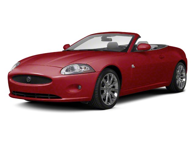 Italian Racing Red 2012 Jaguar XK Pictures XK Convertible XKR Supercharged photos front view