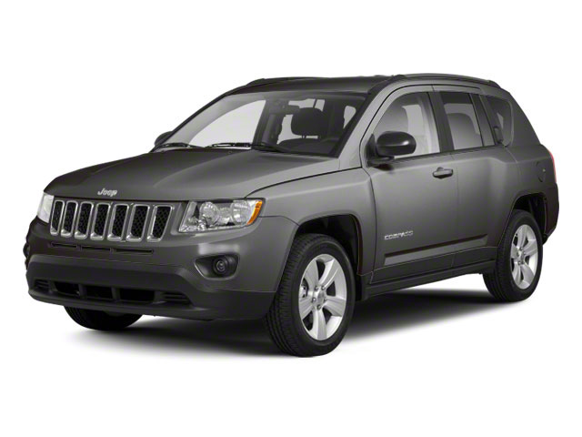 Mineral Gray Metallic 2012 Jeep Compass Pictures Compass Utility 4D Limited 4WD photos front view