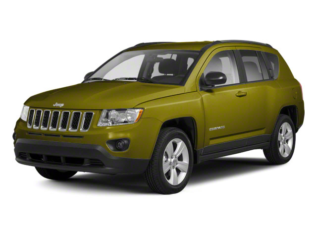 Rescue Green Metallic 2012 Jeep Compass Pictures Compass Utility 4D Limited 2WD photos front view