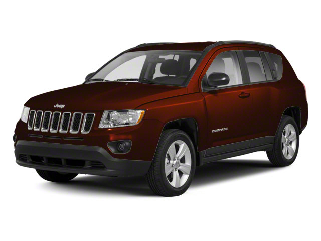 Copperhead Pearl 2012 Jeep Compass Pictures Compass Utility 4D Limited 2WD photos front view