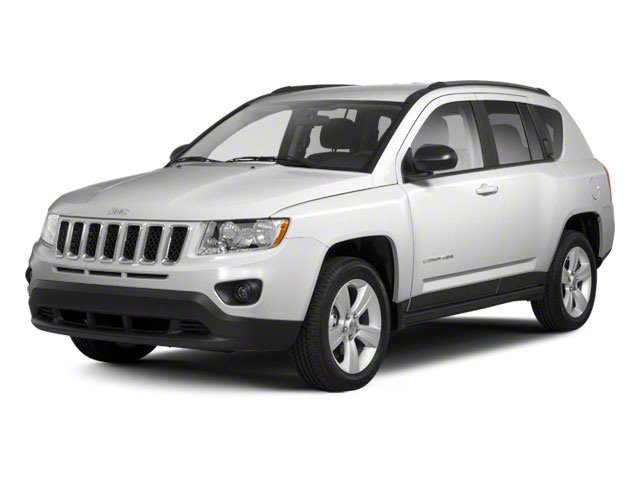 Bright White 2012 Jeep Compass Pictures Compass Utility 4D Limited 4WD photos front view