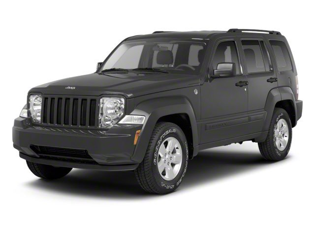 Mineral Gray Metallic 2012 Jeep Liberty Pictures Liberty Utility 4D Limited Jet 4WD photos front view