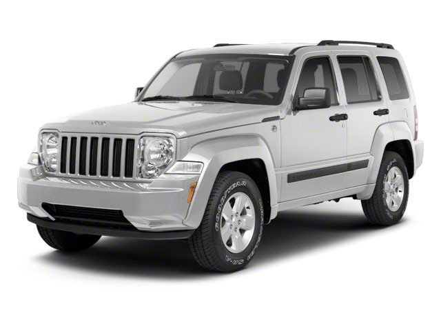 Bright Silver Metallic 2012 Jeep Liberty Pictures Liberty Utility 4D Limited Jet 4WD photos front view
