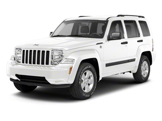 Bright White 2012 Jeep Liberty Pictures Liberty Utility 4D Limited Jet 2WD photos front view