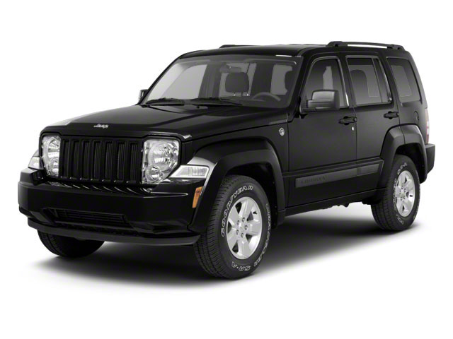 Brilliant Black Crystal Pearl 2012 Jeep Liberty Pictures Liberty Utility 4D Limited Jet 4WD photos front view