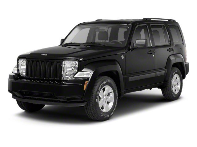 Brilliant Black Crystal Pearl 2012 Jeep Liberty Pictures Liberty Utility 4D Limited Jet 2WD photos front view
