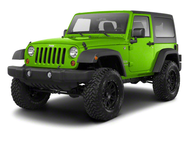 Gecko Pearl 2012 Jeep Wrangler Pictures Wrangler Utility 2D Sport 4WD photos front view