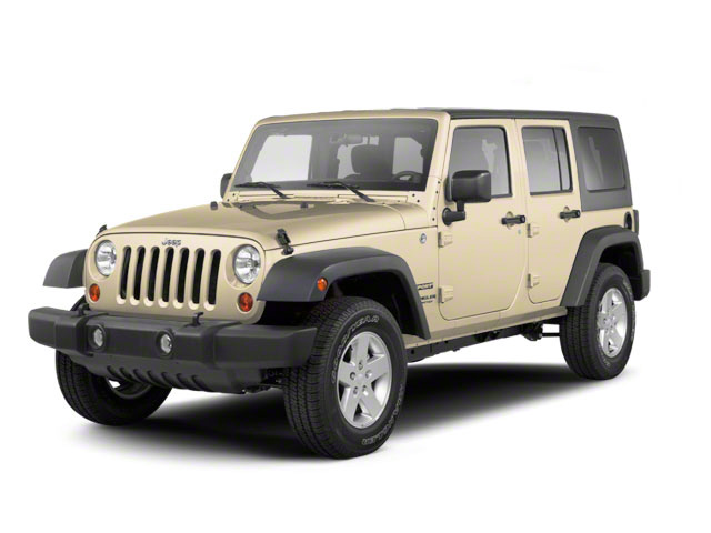 Sahara Tan 2012 Jeep Wrangler Unlimited Pictures Wrangler Unlimited Utility 4D Unlimited Sport 4WD photos front view