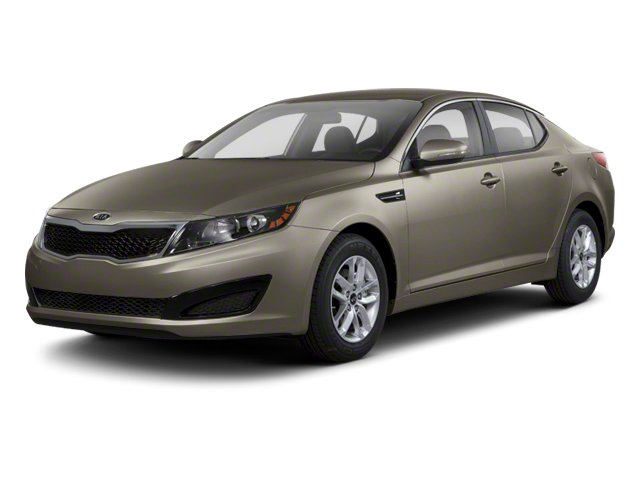 Metal Bronze 2012 Kia Optima Pictures Optima Sedan 4D LX photos front view