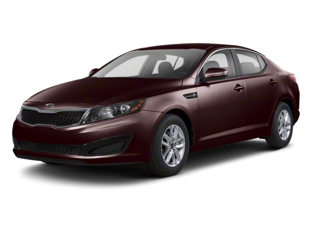Dark Cherry 2012 Kia Optima Pictures Optima Sedan 4D LX photos front view