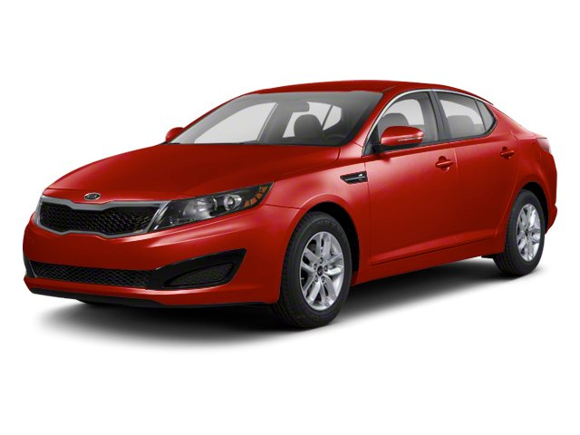 Spicy Red 2012 Kia Optima Pictures Optima Sedan 4D LX photos front view