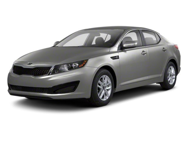 Satin Metal 2012 Kia Optima Pictures Optima Sedan 4D LX photos front view