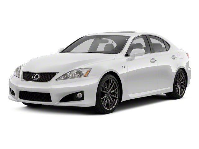 Starfire Pearl 2012 Lexus IS F Pictures IS F Sedan 4D IS-F photos front view