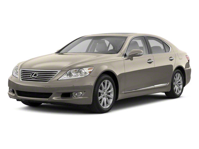 Satin Cashmere Metallic 2012 Lexus LS 460 Pictures LS 460 Sedan 4D LS460L photos front view
