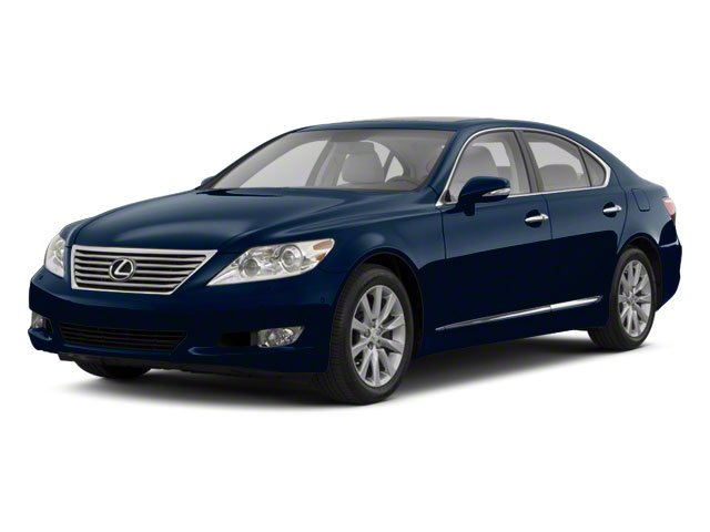 Deep Sea Mica 2012 Lexus LS 460 Pictures LS 460 Sedan 4D LS460L photos front view