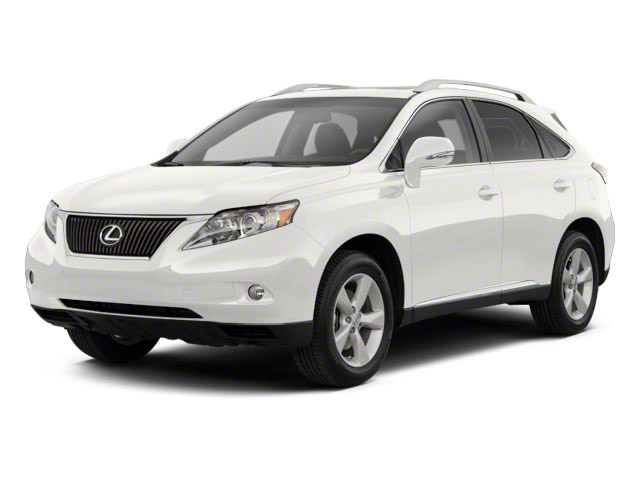 Starfire Pearl 2012 Lexus RX 350 Pictures RX 350 Utility 4D AWD photos front view
