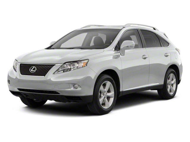 Tungsten Pearl 2012 Lexus RX 350 Pictures RX 350 Utility 4D AWD photos front view