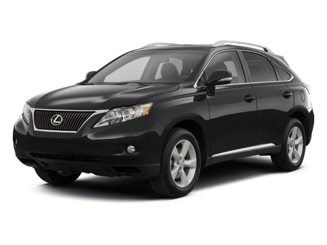 Nebula Gray Pearl 2012 Lexus RX 350 Pictures RX 350 Utility 4D AWD photos front view