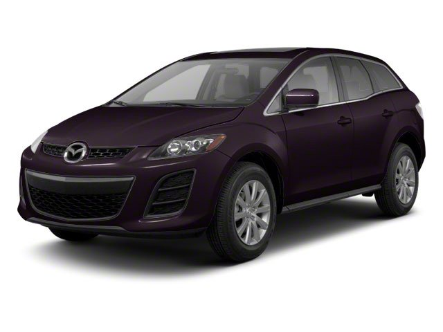Black Cherry Mica 2012 Mazda CX-7 Pictures CX-7 Wagon 4D i Touring photos front view