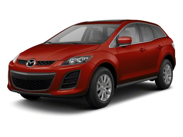 Copper Red Mica 2012 Mazda CX-7 Pictures CX-7 Wagon 4D s GT photos front view