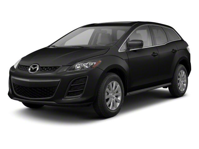 Brilliant Black 2012 Mazda CX-7 Pictures CX-7 Wagon 4D s Touring photos front view
