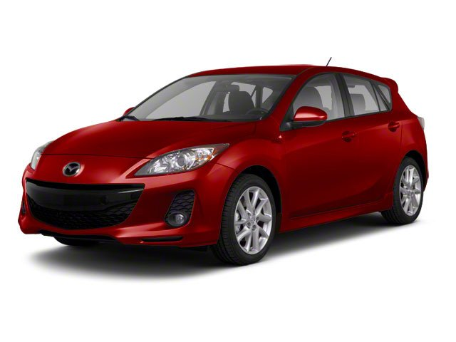 Velocity Red Mica 2012 Mazda Mazda3 Pictures Mazda3 Wagon 5D s GT photos front view