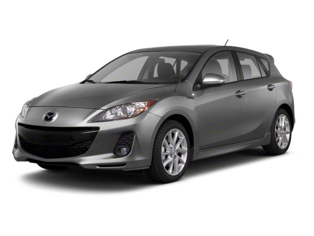 Liquid Silver Metallic 2012 Mazda Mazda3 Pictures Mazda3 Wagon 5D s GT photos front view