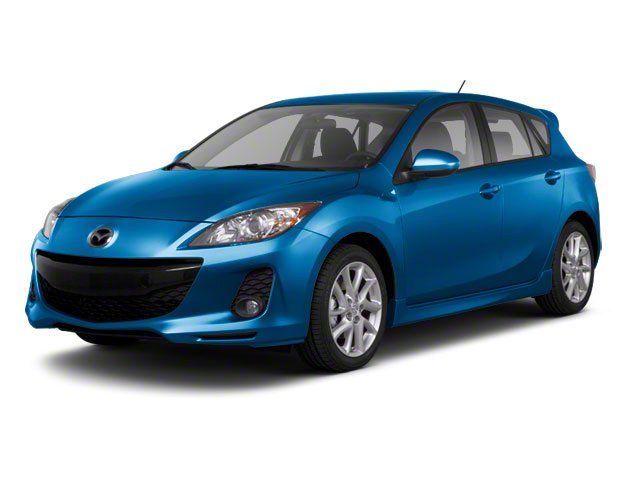 Sky Blue Mica 2012 Mazda Mazda3 Pictures Mazda3 Wagon 5D s GT photos front view