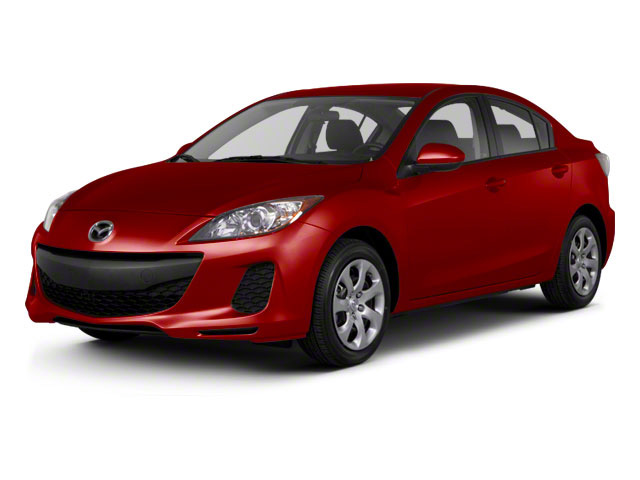 Velocity Red Mica 2012 Mazda Mazda3 Pictures Mazda3 Sedan 4D s Touring photos front view