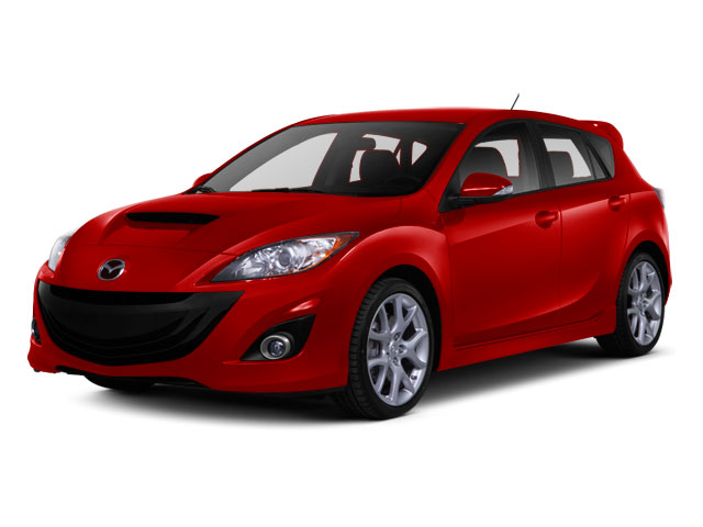 Velocity Red Mica 2012 Mazda Mazda3 Pictures Mazda3 Wagon 5D SPEED photos front view