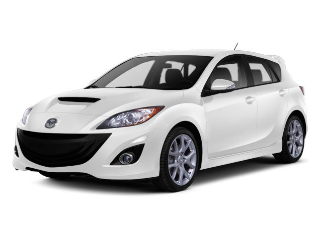 Crystal White Pearl Mica 2012 Mazda Mazda3 Pictures Mazda3 Wagon 5D SPEED photos front view