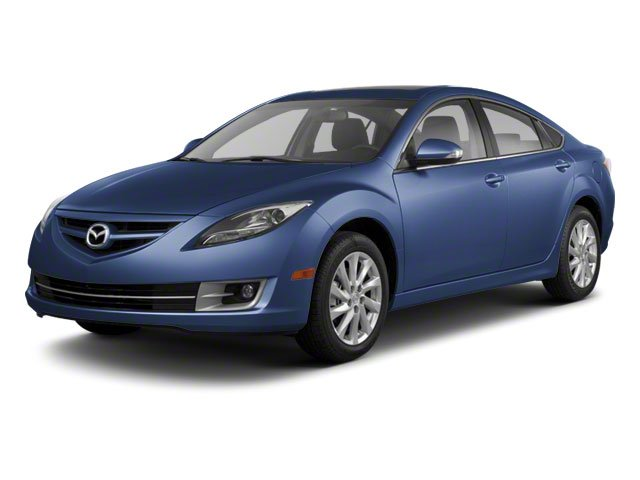 Steel Blue Mica 2012 Mazda Mazda6 Pictures Mazda6 Sedan 4D s GT photos front view