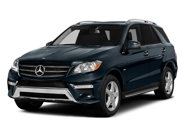 Capri Blue Metallic 2012 Mercedes-Benz M-Class Pictures M-Class Utility 4D ML550 AWD photos front view